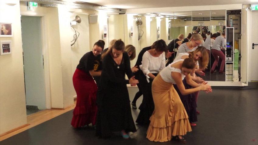 Warum tanze ich? Kurzfilm der Tanzschule