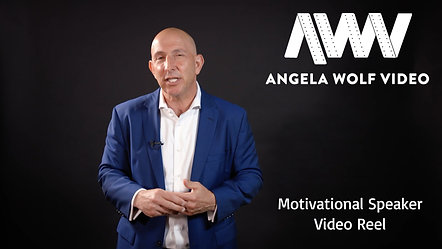 Motivational Speaker Reel