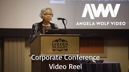 Corporate Conference Video Reel