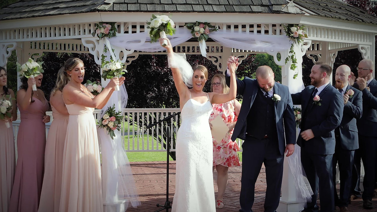 Tricia and Matt's Wedding Highlight Film