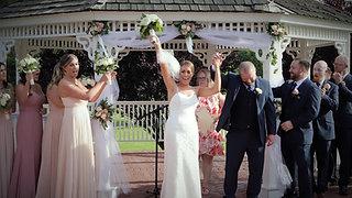 Tricia and Matt's Wedding Highlight Film