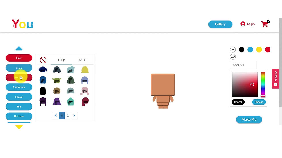 Tutorial: How to Customize an Avatar on Little You