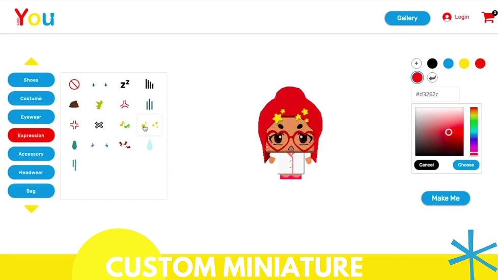 Custom Miniature   Little You