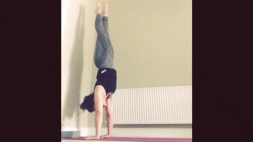 Handstand, adhomukha virksasana,sirsasana headstand, forearm pincha mayurasana