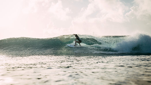 Women Surf Coaching & Yoga Maldives