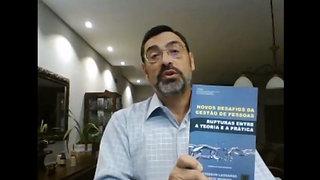 Meu Novo Livro! Desafios na Gestão de Pessoas: Rupturas entre teoria e prática!