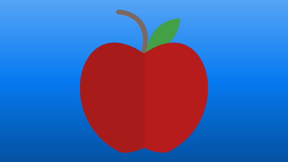 How to Say and Write 'An Apple'  in Hebrew