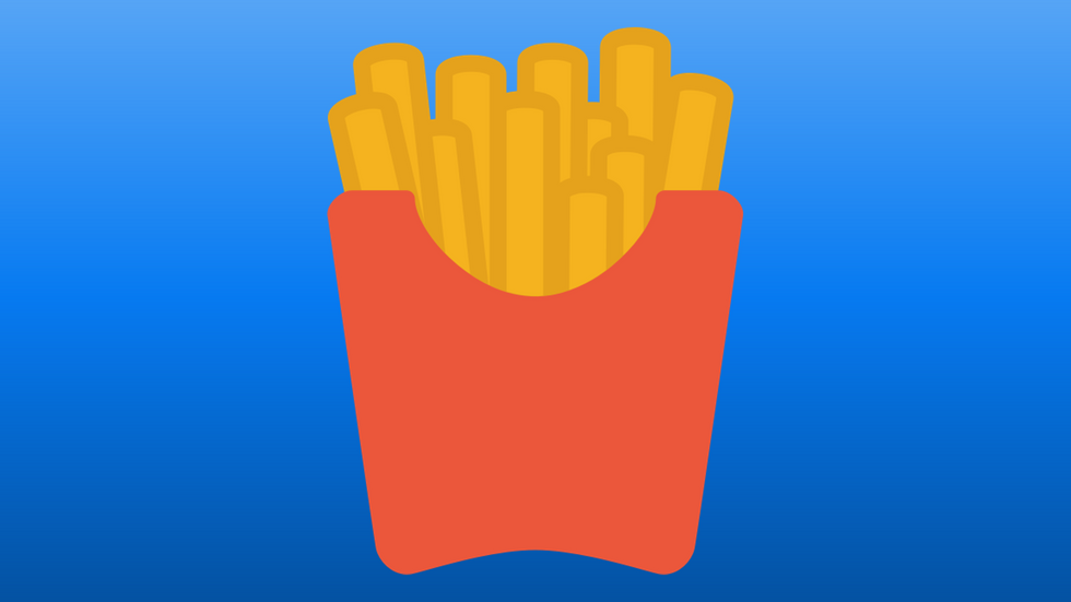 How to Say and Write 'French Fries' in Hebrew