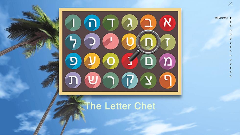 Letter-of-the-Week -Chet
