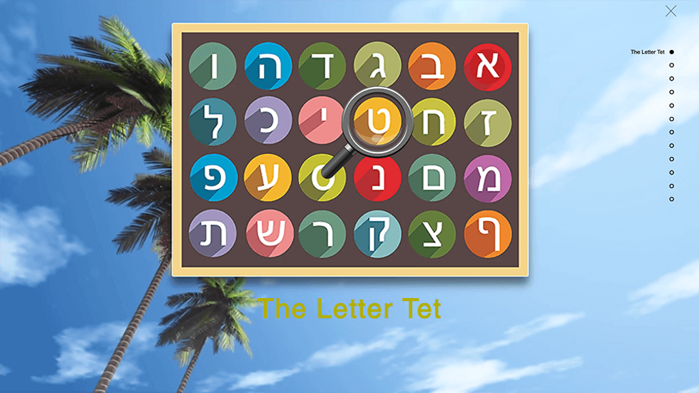 Letter-of-the-Week - Tet