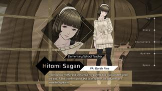 Hitomi Sagan - Dorah Fine