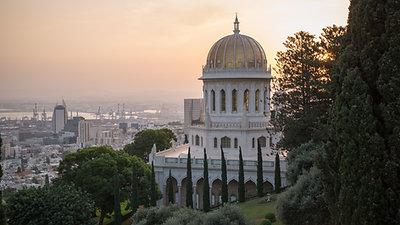 History of Bahá'í Holy Places