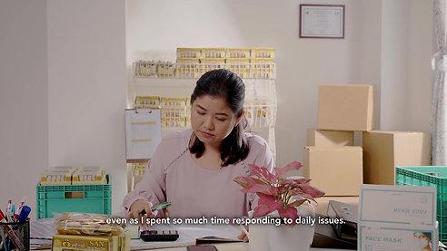 Entrepreneur Naw San Min Thu
