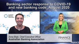 Anna Bligh - Banking sector response to COVID-19 and Royal Commission