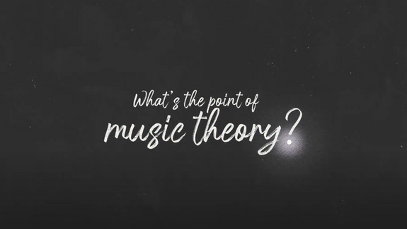 What's The Point of Music Theory?