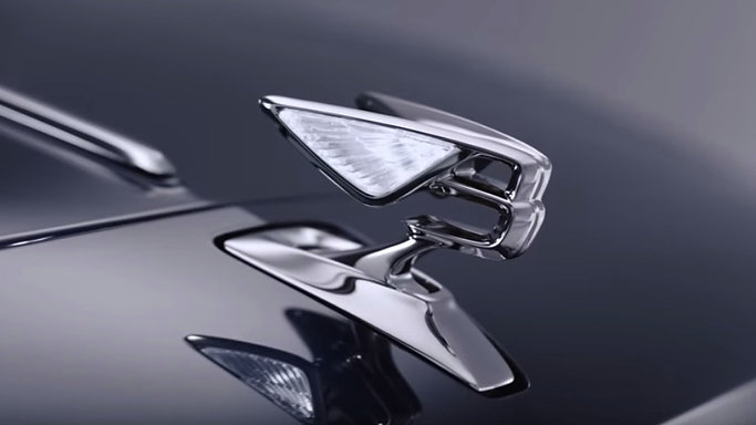 All-new Flying Spur