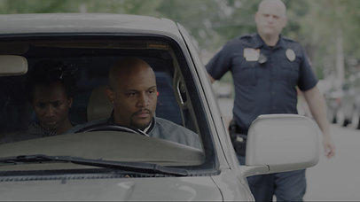 "BLACK   Twin Cities Film Fest ""Best Feature"" Nominee"