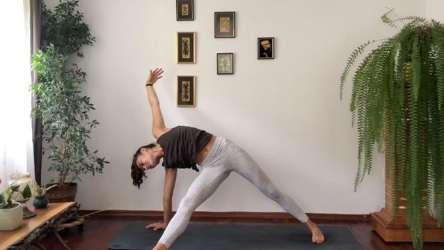 Full Body Power Yoga Flow