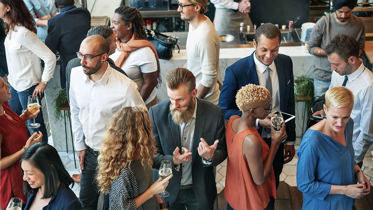 Networking Your Way to Your Next Job