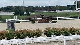 2019 First Place Catch Ride M&S Junior Medal Final Qualifier--Armada