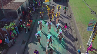 Luxe Evolution Grand Parade Day St. Kitts - Sugar Mas 47