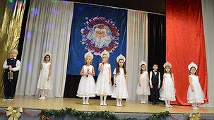 Вьюга-Вьюженька Solisten: Sofia Denisova, Jasmina Ernst, Alina Zhamanakov