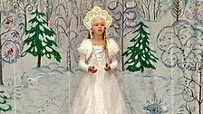 """Wintermärchen"" Theaterstück 2017 ""Новогодняя сказка"""