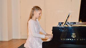 Emma Luise Haferkamp 10 Jahre