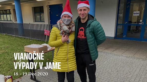 Vianočné výpady 2020