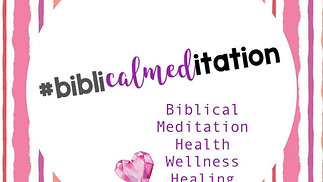 Biblical Meditation and Movement on Facebook Watch