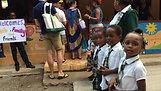 Children in Dominica