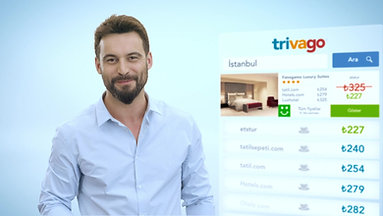 Murat Senoy -Mr. Trivago Turkey