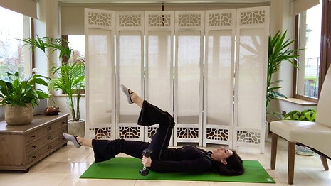 Pilates with Claudia - Session 3
