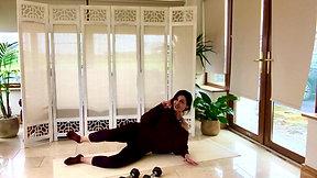 Circuit Pilates-Legs