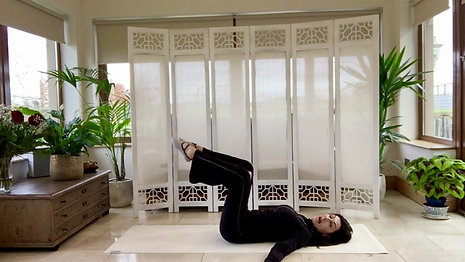 Pilates with Claudia-Session 2
