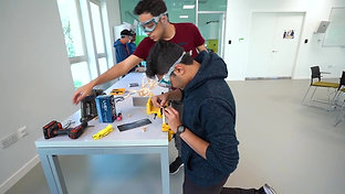 Mechanical Engineering at the University of Birmingham Dubai
