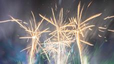Firework Finale - GIF Edit