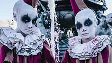 Clown Performers - GIF