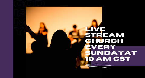 Live Stream at Faith Ministries