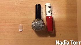 Nadia's Nail Art Class