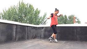 Intermediate/Advanced Cha Cha Open Steps Combo 1