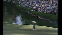 Miracle At The Masters. Jack's Epic Comeback On The Back 9 in 1986