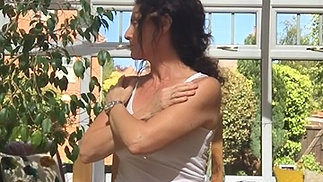 Stretches to release tension in the back & spine - number 2