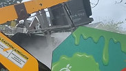 What the Bin Busters truck can do cleaning Totes