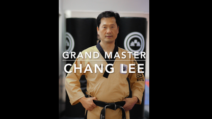 Grandmaster Chang Lee