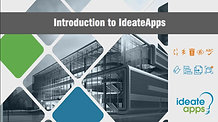 Introduction to IdeateApps