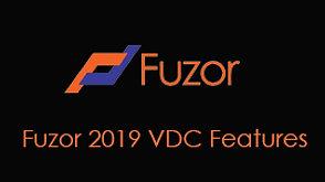 Fuzor 2019 VDC Features