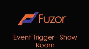 Event Trigger - Show Room