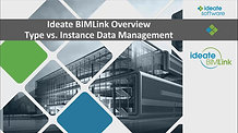 Ideate BIMLink Overview on Data Management