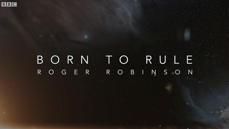 Born to Rule - Roger Robinson